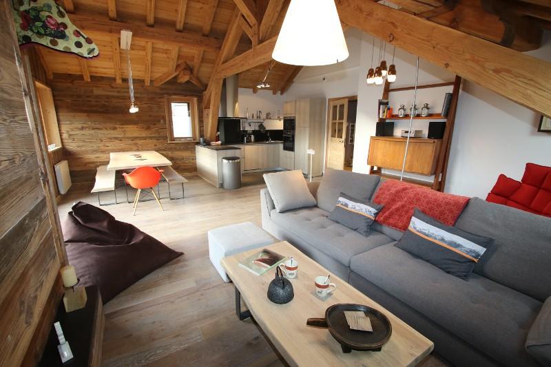 Chalet, apartamento