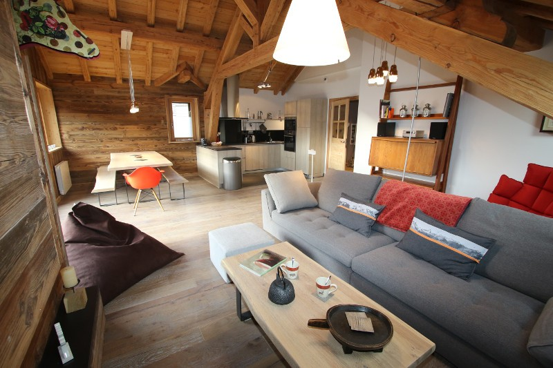 Chalets, Appartements