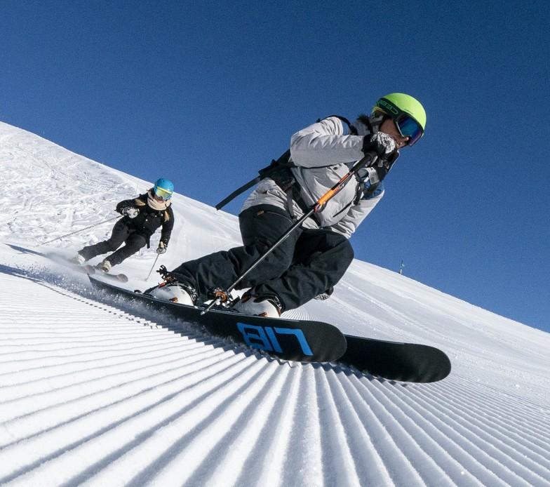 Уроки сноуборда и горных лыж