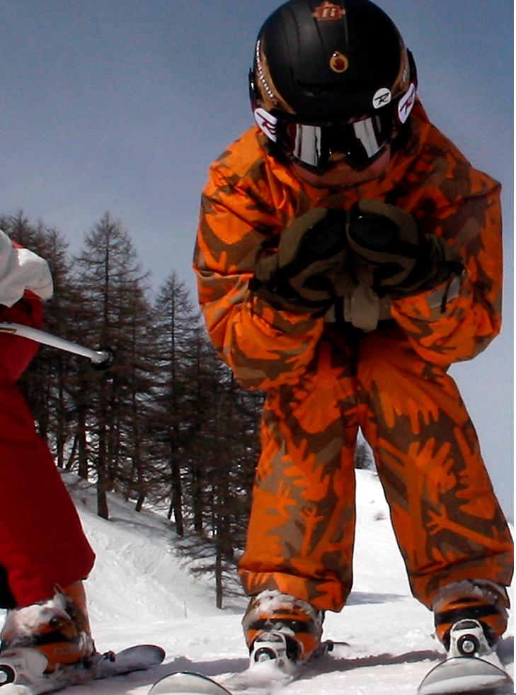 Chantemerle Ski Schools