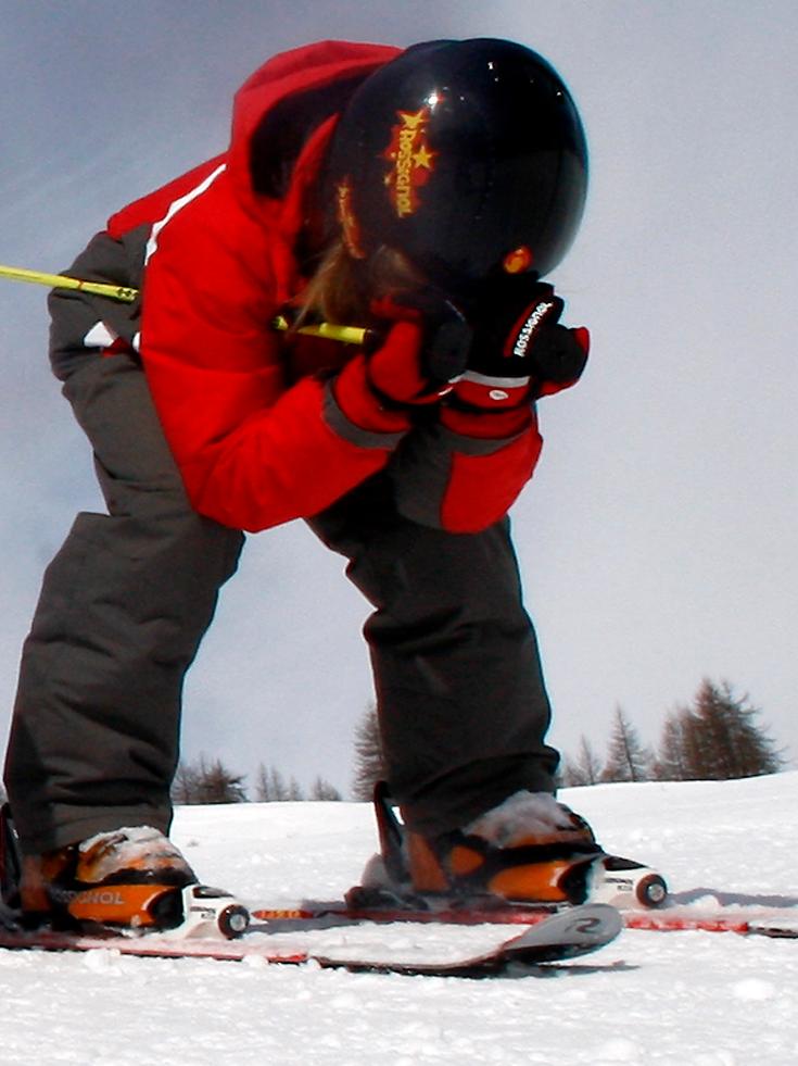 Escuela de esquí francès- Le Monêtier les Bains
