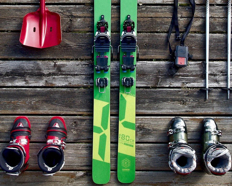 Material de esquí/snowboard