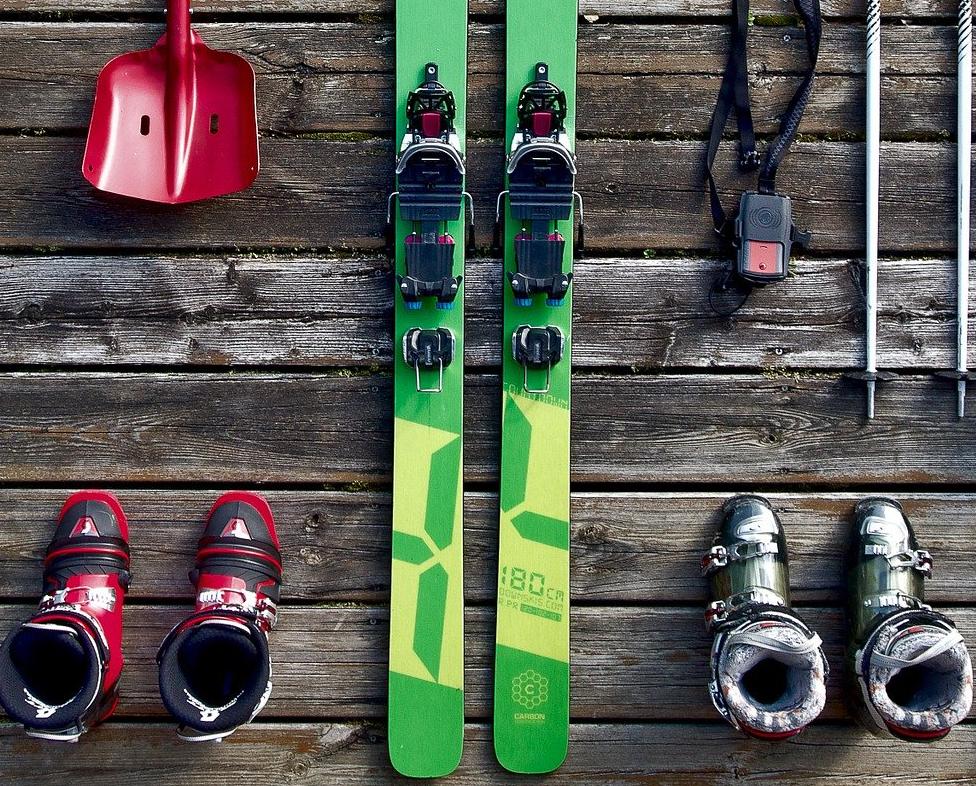 Affito di attrezzatura da sci/snowboard
