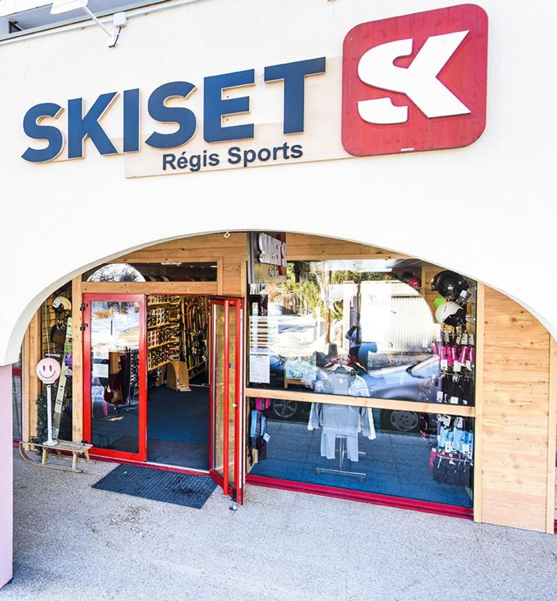 Régis Sports Ski Set