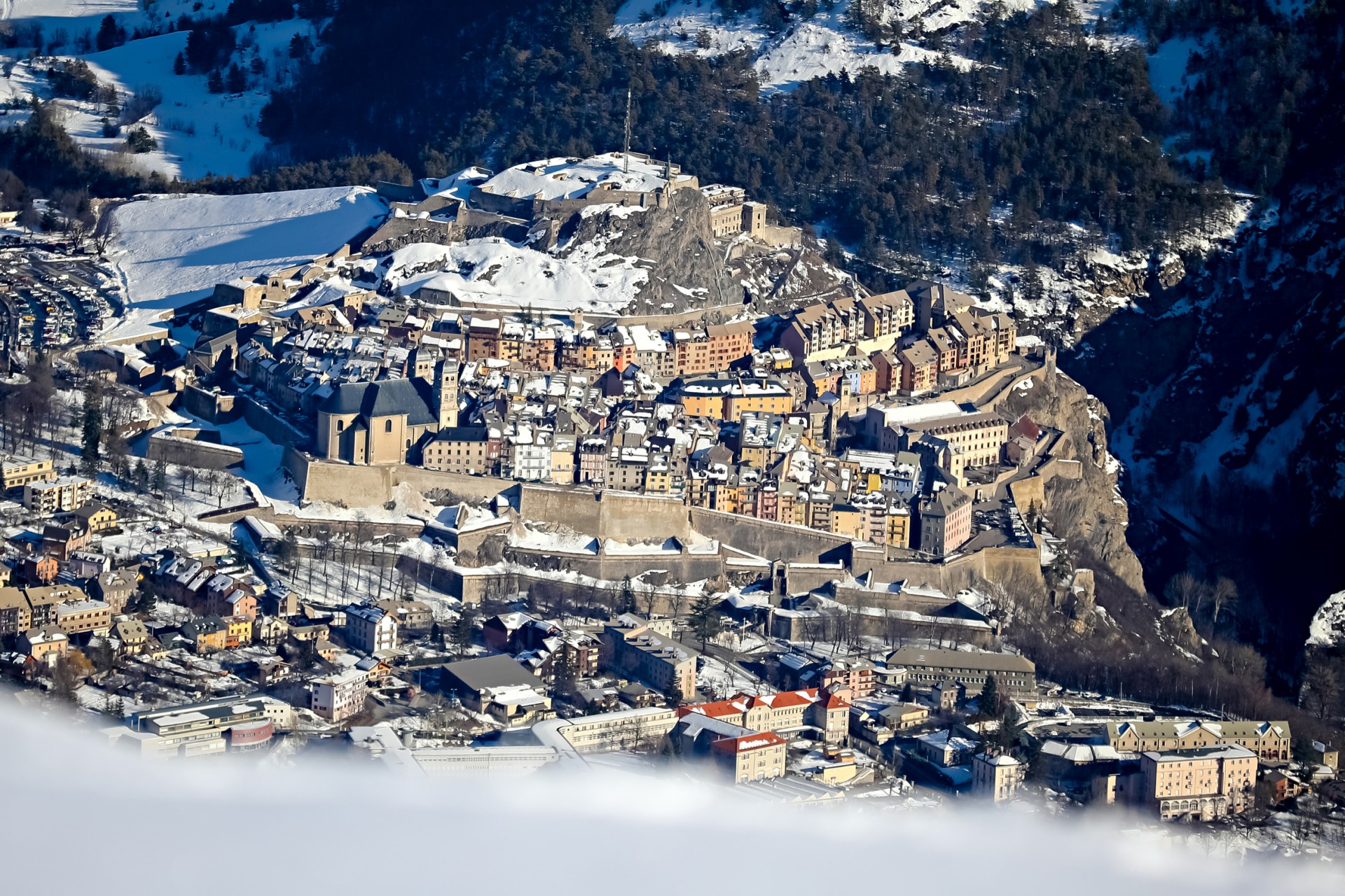 Self-catering accommodation Serre Chevalier Briançon