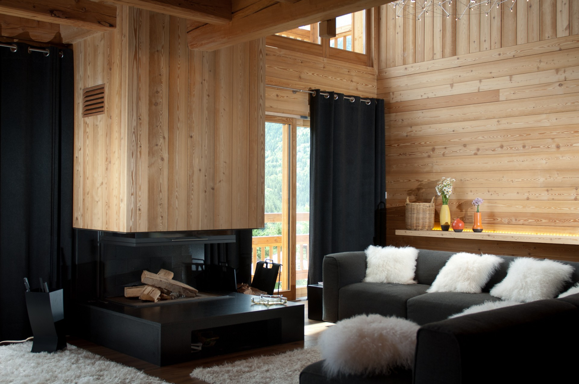 Self-catering chalet in Serre Chevalier