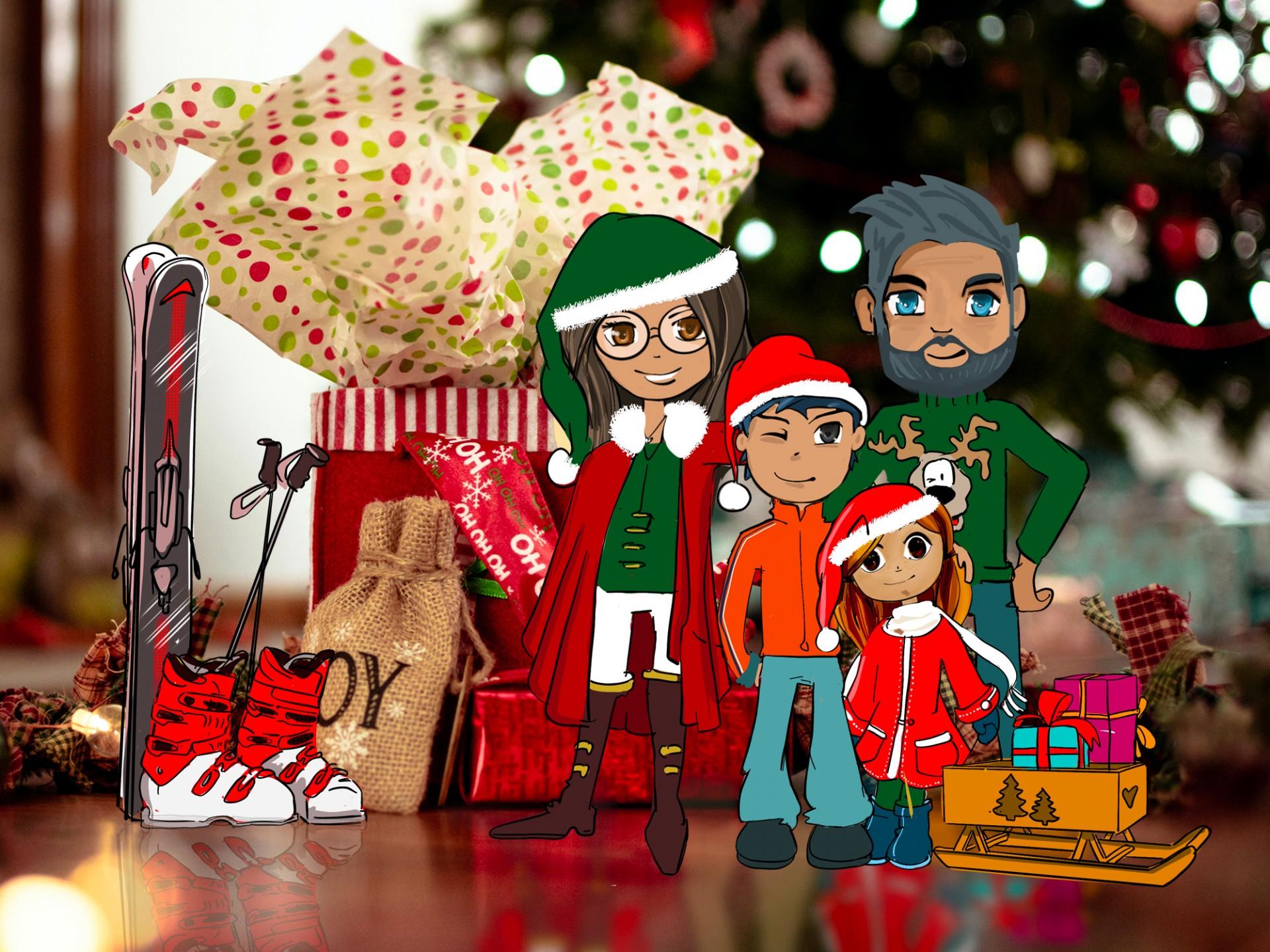 Noël / Jour de l'An : arrivez quand vous voulez !