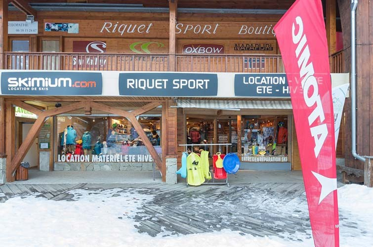 Riquet Sport Skimium Pré Long