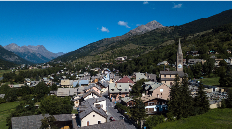 Self-catering accommodation Serre Chevalier Chantemerle