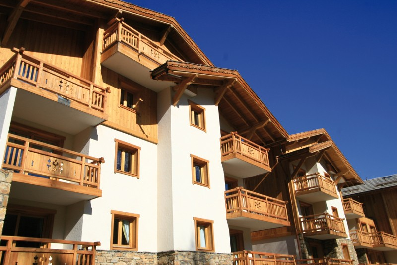 Residencias de turismo