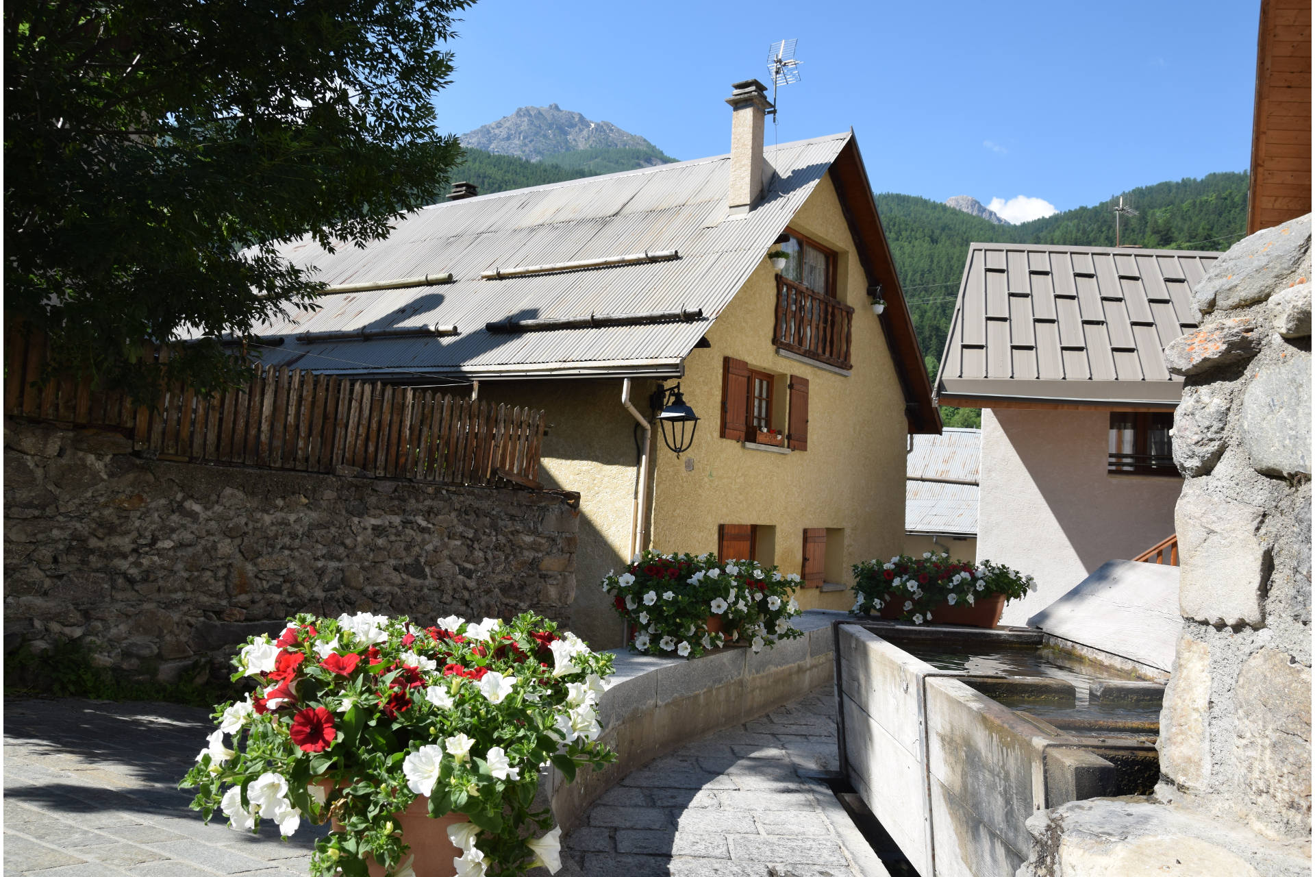 Self-catering accommodation Serre Chevalier Villeneuve