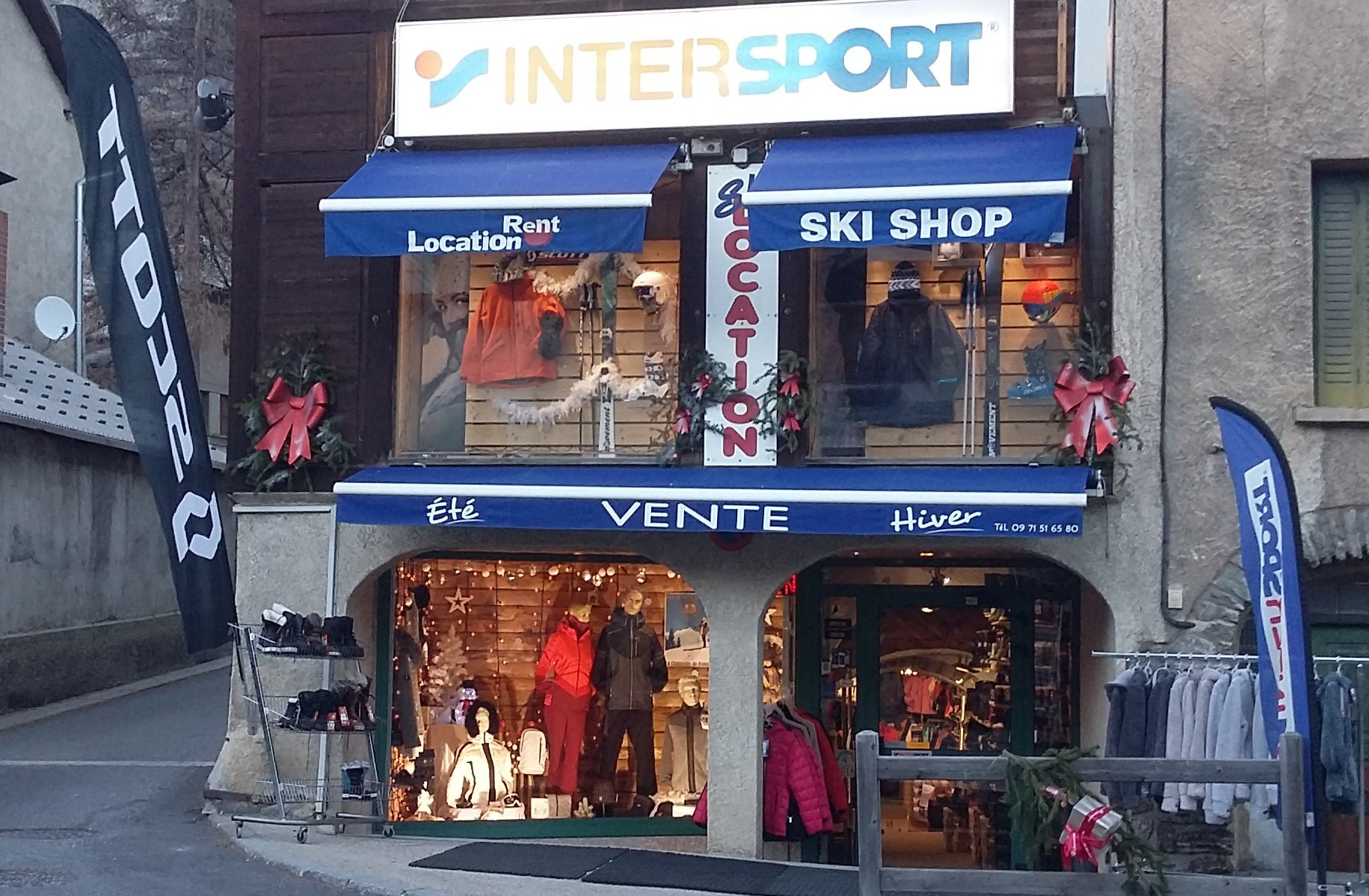 Ski Shop Intersport