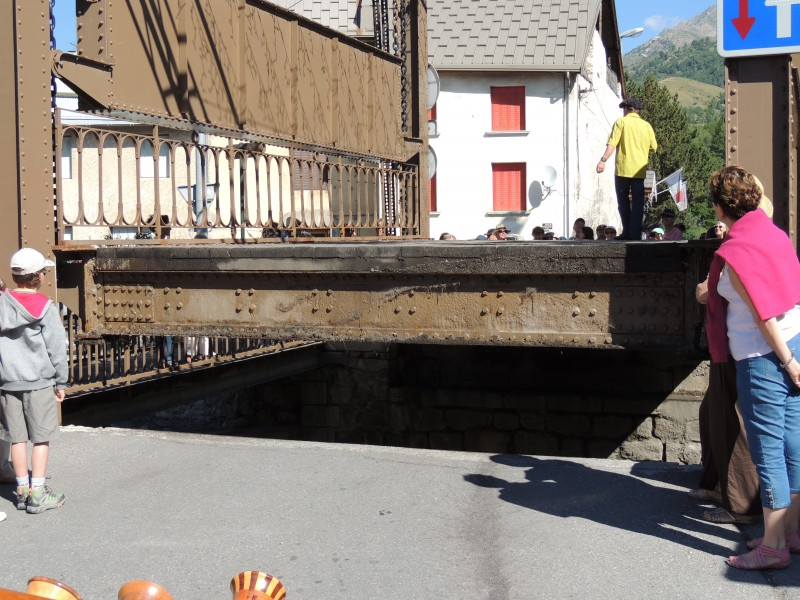 Montée du Pont Levis